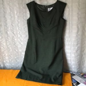 Karin Stevens cute green dress Sz 8P